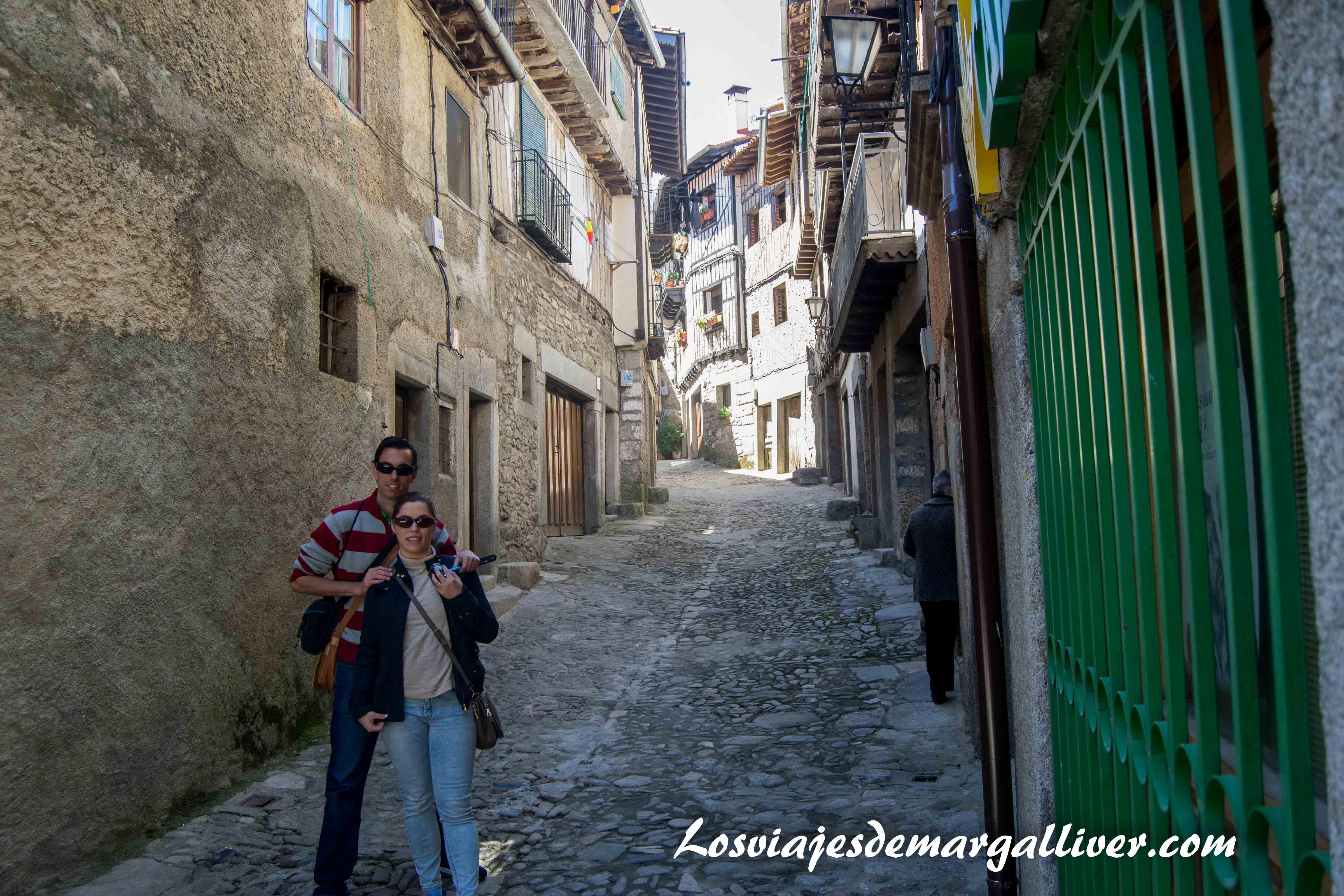 El equipo Margalliver en La Alberca - Los viajes de Margalliver